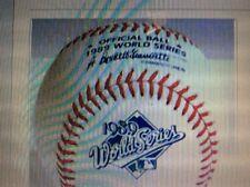 1989 Rawlings World Series official game baseball