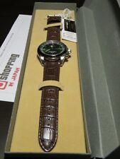 Seiko Mechanical Alpinist SARB017 Green Dial Sapphire Glass (NEW 100%)