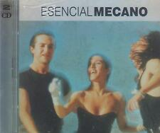 CD - Mecano NEW Esencial Includes 2 CD's FAST SHIPPING !