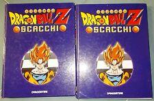 Dragon Ball Z Scacchi volumi 1-2 rilegati 384 pagine edizione De Agostini 1999