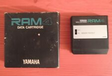 Ram Card YAMAHA RAM4 DX-7S TX-802 DATA DX7 2 FD Black édition MEMORY  CARTRIDGE
