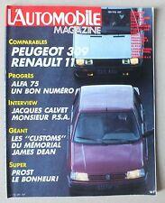L AUTOMOBILE MAGAZINE - N° 473 - NOVEMBRE 1985 *