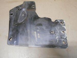 00-05 Cadillac Deville Wiper Motor Cover Reinforcement Plate Bracket / 25645746