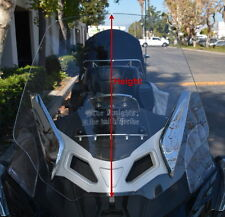 "CAN AM SPYDER RT/RTS 2010-2017 21"" TALL, CLEAR REPLACEMENT WINDSHIELD"