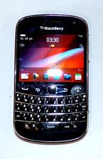 BlackBerry Bold Touch 9900  8GB Black ohne Simlock 2,8 Zoll 5MP QWERTZ Gut #120