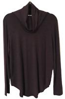 NWT ANN TAYLOR LOFT Light Weight Long Sleeve Cowl Neck Sweater Women's Size L