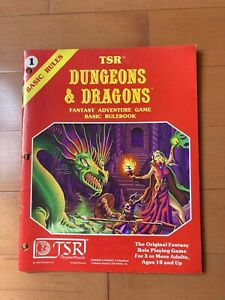 DUNGEONS & DRAGONS FANTASY ADVENTURE BASIC RULEBOOK