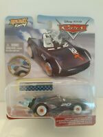 Disney Pixar Cars Rocket Racing JACKSON STORM With Blast Wall BRAND NEW