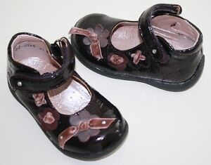 NEW KIO TREND NORDSTROM Patent Leather Maroon Mary Jane Shoes Size US 4.5 EUR 20