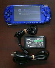PSP-2000 console blue Japan PlayStation Portable system US Seller