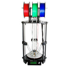 Geeetech Impresora 3D Rostock 3-IN-1-OUT mix color DIY KIT Print with 3 extruder