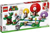 71368 LEGO Super Mario Toad's Treasure Hunt Expansion Set 464 Pieces Age 8+