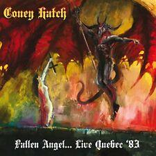 Coney Hatch - Fallen Angel... Live Québec '83 (2016)  CD  NEW/SEALED  SPEEDYPOST