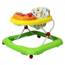 Red Kite Baby Walker Musical Electronic Play Tray Adjustable Height Jive Jungle