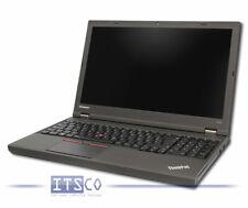 NOTEBOOK LENOVO THINKPAD W541 INTEL CORE i7-4810MQ 2x 2.8GHz 8GB RAM 500GB HDD