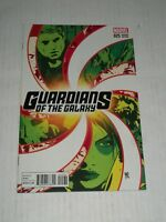 Marvel GUARDIANS OF THE GALAXY #25 Andrea Sorrentino 1:25 Variant NM/M