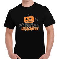 Halloween Spooky Scary Popular Design T-shirt Tee Mens Unisex Top Tshirt - 13