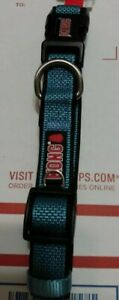 New Kong Comfort Padded Dog Collars  - Blue XL EXTRA  LARGE