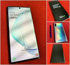Samsung Galaxy Note10+ 5G - 256GB - Aura Glow (Unlocked) (Single SIM) GRADE A
