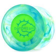 Daydream Aurora Blue Green Marble YoYo YOYOFactory +3 Free Neon Strings YE/OR/GR