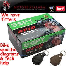 SPY SMART RFID MOTORBIKE MOTORCYCLE QUAD TRIKE BIKE IMMOBILISER / ALARM