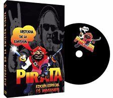 DVD HISTORIA DE LA EMISIÓN PIRATA Edición 15 Aniversario DIGIPACK