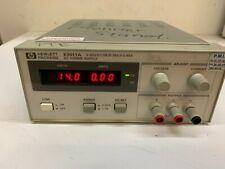 Hp Agilent E3611a 0 15 Volt 3a Dc Power Supply 30w Max