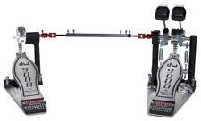 DW 9002PC Doppelfußmaschine mit Bodenplatte  Doublepedal