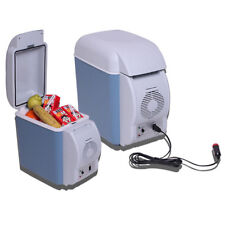 Portable 7.5L Fridge Car SUV Travel Electric 12V 38W Warmer Cooler Refrigerator