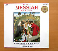 ASV DCA 525 Handel Messiah Highlights Winchester Cathedral Choir MINT SEALED LP