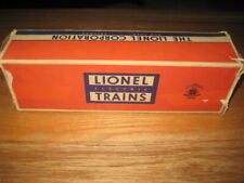 VINTAGE LIONEL POST WAR FLAT CAR # 6151 FLAT CAR / RANGE PATROL BOX ONLY
