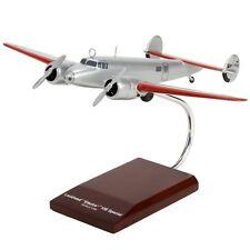 Lockheed L-10E Electra Amelia Earhart Desk Display 1/48 Model Plane ES Airplane