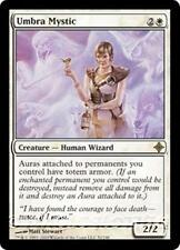 UMBRA MYSTIC Rise of the Eldrazi MTG White Creature — Human Wizard RARE