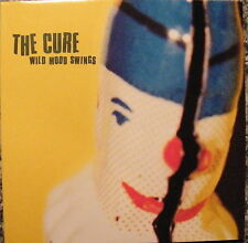 CD The Cure / Wild Mood Swings - Rock Album