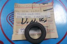 NOS Honda 70 PC50 Little Honda Right Crank Case Oil Seal 16x24x6 91204-063-003