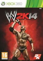 Xbox 360 - WWE 2K14 (2014) **New & Sealed** Official UK Stock