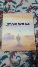 Star Wars: The Complete Saga (Blu-ray, 2011, 9-Disc set)