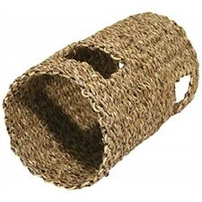 Rosewood Pet Products Naturals Sea Grass Tunnel Hamster Rabbit Degu Chinchilla Small