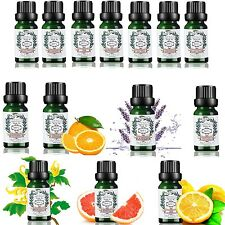 Pure Essential Oils Aroma Oil Fragrance Diffuser 10ml 14 Bottles Set AU TW