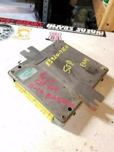 1996 SUZUKI SIDEKICK GEO TRACKER ECM ECU computer control unit PCM PCU 1.6L 16V