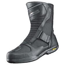 Héroe motocicleta viajes botas segrino Gore-Tex ® negro nuevo