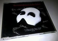 MEGA RARE PROMO CD Phantom Of The Opera 2ND ANNIVERSARY Andrew Lloyd Webber 1991