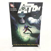 All New Atom Volume 3 Hunt for Ray Palmer Col #12-16 DC Comics TPB Paperback New