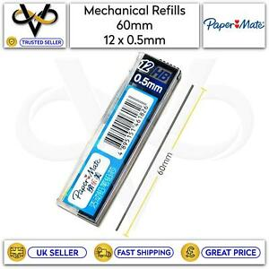 Paper Mate Mechanical Lead Refills 0.5mm HB Pack Of 12