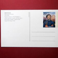 """POSTCARDS,  """"THE PATHFINDER"""" UNUSED U.S. Stamp and Postcard, NEW Condition"""