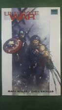ULTIMATE WAR Millar Premiere Edition Marvel New Sealed GN HC Hard Cover