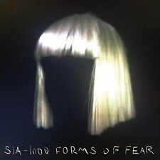 SIA - 1000 Forms of Fear - CD NEW & SEALED  2014      Chandelier