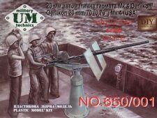 UMM-MT 1/72 Oerlikon 20mm/70 (2cm) Mk 4 (USA)   650