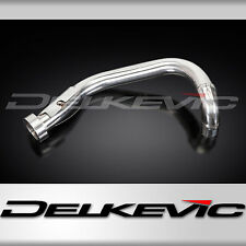 Stainless Steel Rear Exhaust Header Down Pipe XV700 XV750 XV1000 XV1100 VIRAGO