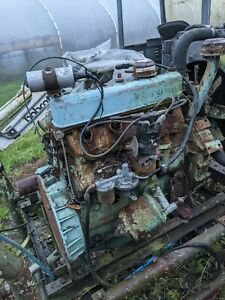 Land Rover Series 2A Military 2.25 Petrol Engine Suffix G 1965/1966